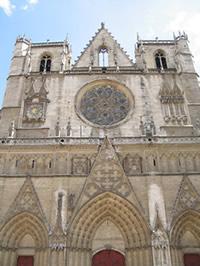 Cateral de Lyon (Francia)